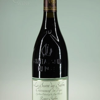 2005 Roger Sabon Chateauneuf Du Pape Secret - 750 mL