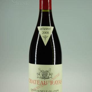 2008 Rayas Chateauneuf Du Pape - 750 mL