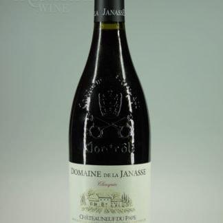 2001 Janasse Chateauneuf Du Pape Chaupin - 750 mL