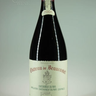 2004 Beaucastel Chateauneuf Du Pape - 1500 ml