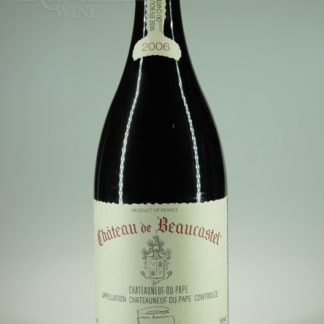 2006 Beaucastel Chateauneuf Du Pape - 1500 ml