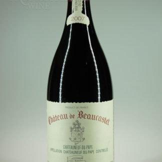 2007 Beaucastel Chateauneuf Du Pape - 1500 ml