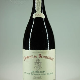 2005 Beaucastel Chateauneuf Du Pape - 1500 ml