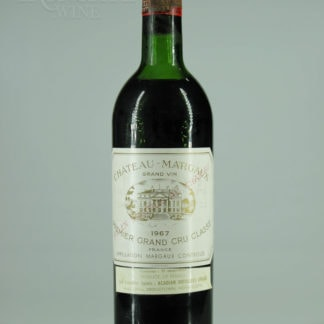 1967 Margaux (Low Fill) - 750 mL