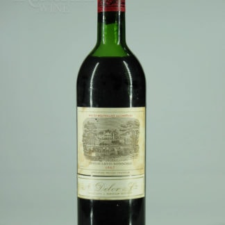 1967 Lafite Rothschild (Low Fill) - 750 mL