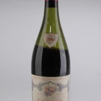 1915 Leon Grivelet-Cusset Aloxe Corton Rouge - 750 mL
