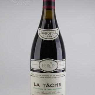 1988 DRC Tache (Lightly Stained Label) - 750 mL