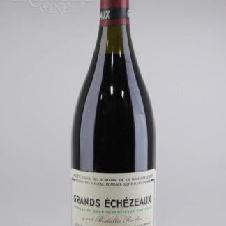 1991 DRC Grands Echezeaux (Lightly Stained Label) - 750 mL