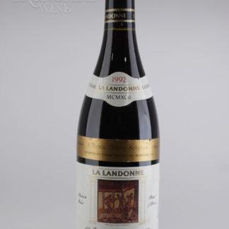 1992 Guigal Cote Rotie Landonne - 750 mL