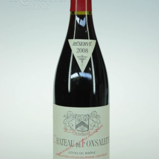 2008 Fonsalette Cotes Du Rhone Syrah - 750 mL