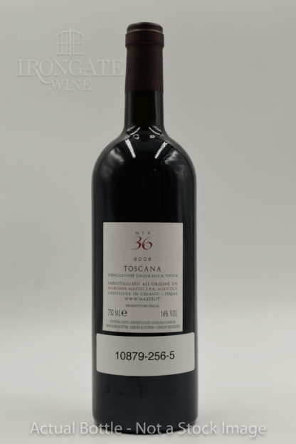 2008 Mazzei Mix 36 - 750 mL