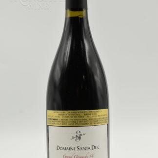 2007 Santa Duc Gigondas Grenache 66 - 750 mL