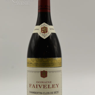 2006 Joseph Faiveley Chambertin Clos De Beze - 750 mL