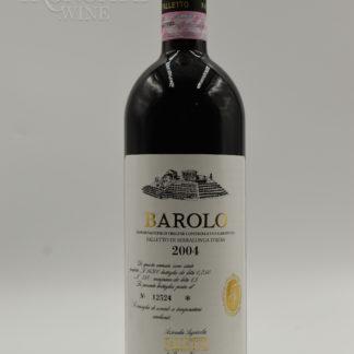 2004 Bruno Giacosa Barolo Falletto Serralunga Alba - 750 mL