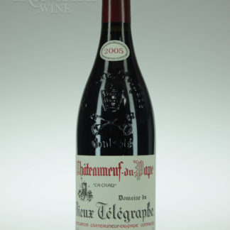 2005 Vieux Telegraphe Chateauneuf Du Pape Telegramme - 750 mL