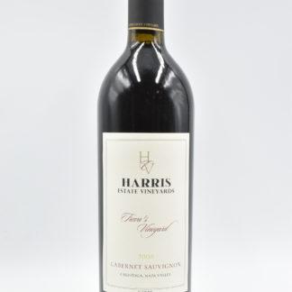 2008 Harris Estate Vineyards Trevas Vyd Cabernet Sauvignon - 750 mL