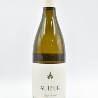 2010 Auteur Chardonnay Hyde - 750 mL