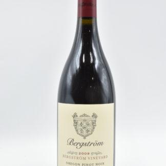2009 Bergstrom Bergstrom Vineyard Pinot Noir - 750 mL