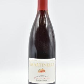 2013 Martinelli Blue Slide Ridge Pinot Noir - 750 mL