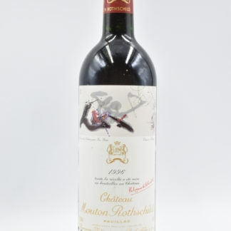 1996 Mouton Rothschild - 750 mL