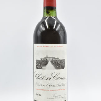 1982 Canon (Saint Emilion) - 750 mL
