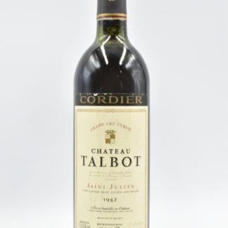 1982 Talbot - 750 mL