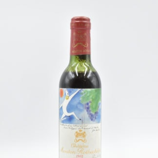 1982 Mouton Rothschild (Low Fill) - 375 mL