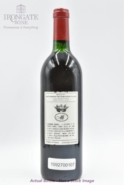 1986 Latour - 750 mL