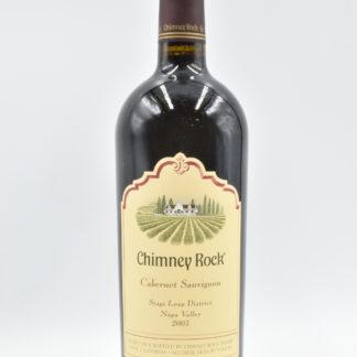 2003 Chimney Rock Cabernet Sauvignon - 750 mL
