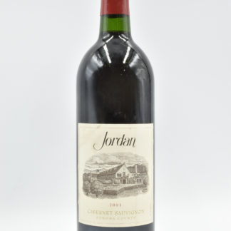 2001 Jordan Winery Cabernet Sauvignon - 750 mL