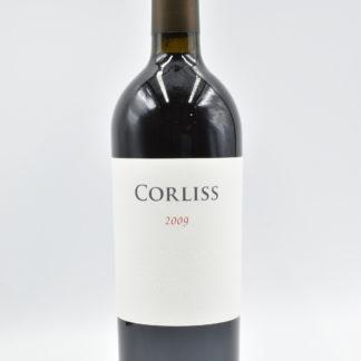 2009 Corliss Red - 750 mL