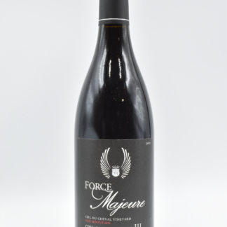 2011 Force Majeure Ciel Cheval Collaboration Series III - 750 mL