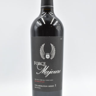 2011 Force Majeure Ciel Cheval Collaboration Series I - 750 mL