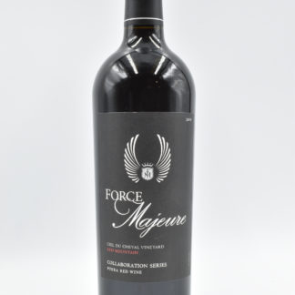 2010 Force Majeure Ciel Cheval Collaboration Series Ptera - 750 mL