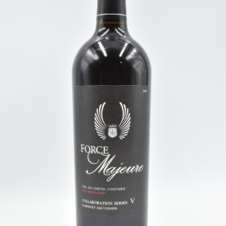 2011 Force Majeure Ciel Cheval Collaboration Series V - 750 mL
