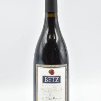 2012 Betz Family Syrah Cote Rousse - 750 mL