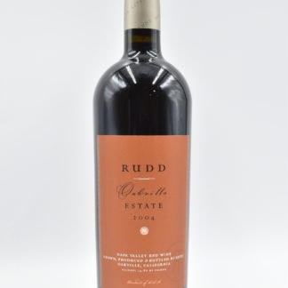 2004 Rudd Oakville Estate Red - 750 mL