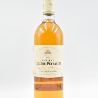 2003 Lafaurie Peyraguey - 750 mL