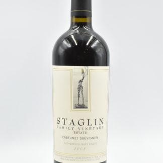 2008 Staglin Estate Cabernet Sauvignon - 750 mL