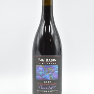 2009 Big Basin Alfaro Vineyard - 750 mL