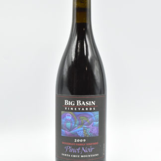 2009 Big Basin Woodruff Vineyard - 750 mL