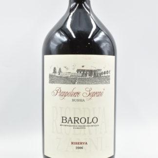 2006 Pianpolvere Soprano Barolo Bussia Riserva 7 Anni - 1500 ml