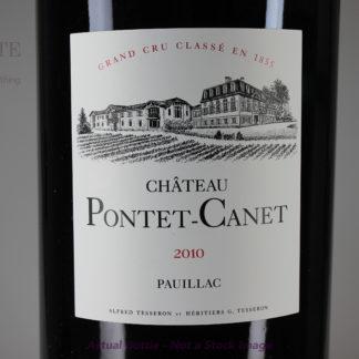 2010 Pontet Canet - 6000 ml