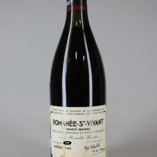 1994 DRC Romanee Saint Vivant (Stained Label) - 750 mL