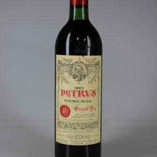 1983 Petrus - 750 mL
