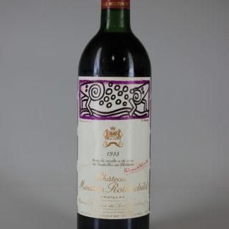 1988 Mouton Rothschild - 750 mL