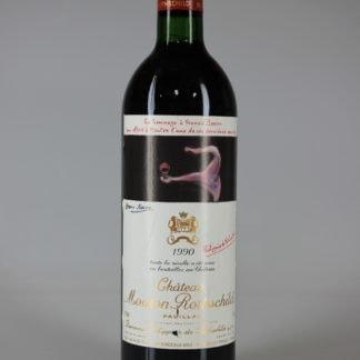 1990 Mouton Rothschild - 750 mL