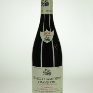2004 Jean Michel Guillon Mazis Chambertin - 750 mL