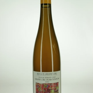 2002 Albert Mann Pinot Gris Furstentum - 750 mL