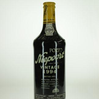 1994 Niepoort Vintage Port - 750 mL
